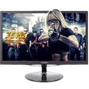 优派 VX2457 24英寸75Hz刷新率宽屏LED背光液晶显示器(游戏电竞)