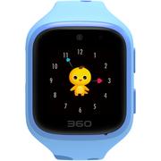 360 儿童手表 巴迪龙儿童手表5s W562 儿童卫士 智能彩屏电话手表 静谧蓝