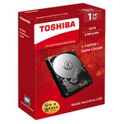 东芝 L200系列 1TB 5400转8M SATA 笔记本硬盘(HDWJ110AZSTAU)