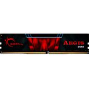 芝奇  AEGIS系列 DDR4 2400频率 16G 台式机内存(黑红色)