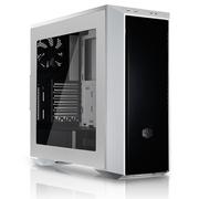 酷冷至尊 MasterBox 5S模组化机箱(支持EATX/USB3.0/双12cm风扇/支持240水冷/侧透面板)白色
