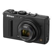 尼康  Coolpix A 便携数码相机 黑色(1616万像素 DX格式CMOS 3英寸屏 18.5mm f/2.8尼克尔镜头)
