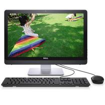 戴尔 Inspiron 3263-R1208B 21.5英寸一体机电脑(奔腾 4G 500G 3年硬盘保留 Win10 )黑产品图片主图