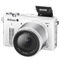 尼康  1 AW1 (VR11-27.5mm f/3.5-5.6) 可换镜数码套机 白色产品图片主图