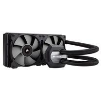 海盗船 Hydro系列  H100i V2 高性能CPU水冷散热器 (全铜底座/240mm双风扇/支持多平台)产品图片主图