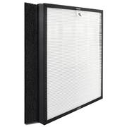 嘉沛 AC4104+AC4103 空气净化器 HEPA+活性炭 过 滤网 套装 滤网滤芯 适用飞利浦AC4025 白+黑
