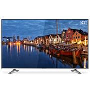 微鲸 W43F 43英寸 智能全高清平板电视(灰色)