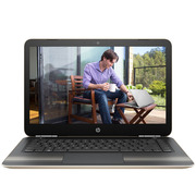 惠普 Pavilion 14-AL068TX 14英寸笔记本电脑(i7-6500U 8G 1T GT940MX 4G独显 FHD IPS)金色