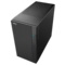 爱国者 黑曼巴静音机箱黑色(抗指纹烤漆/USB3.0*2/长显卡/支持背线/配2把静音风扇)产品图片3