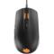 赛睿 RIVAL 100 光学游戏鼠标 黑色产品图片1