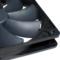 大镰刀 SY1225DB12M-P PWM 12cm机箱风扇、CPU风扇 1300转 双滚珠 4pin温控风扇产品图片4