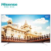 海信 LED65K5500U 65英寸 4K智能电视14核配置 VIDAA3丰富影视 教育资源(银灰)