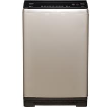 三洋 DB90377BYE 9公斤DD变频全自动波轮洗衣机 超音波深层去污 桶自洁(玫瑰金)产品图片主图