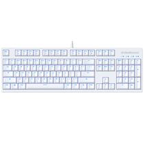 赛睿 Apex M260霜冻之蓝版 游戏键盘 黑轴产品图片主图