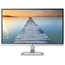 惠普 27ES 27英寸纤薄 IPS FHD 防眩光 178度广视角 色彩增强 LED背光液晶显示器(黑色)产品图片主图