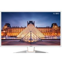 艾尔莎 E32B300WH FHD 31.5英寸液晶显示器 IPS 不闪炫丽屏 广视角 HDMI+DVI+VGA接口产品图片主图