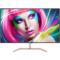 飞利浦 323E7QJSK8 31.5英寸 IPS面板 2.5K全高清QHD  HDMI\DP接口 纤薄液晶显示器产品图片1