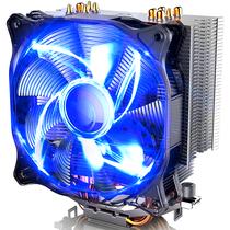 先马 冰雪130 双平台5热管130瓦CPU散热器速冷安静易安装产品图片主图
