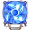先马 冰雪130 双平台5热管130瓦CPU散热器速冷安静易安装产品图片2