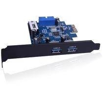 金胜 PCI-E转USB3.0双口扩展卡(KS-U34P2NP)产品图片主图