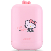 宏碁 小囧 Revo One RL85 hello kitty 定制版 台式电脑主机(i3 5005U 8G 1TB 键鼠 Win10)