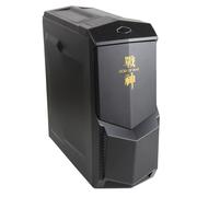 神舟 战神G50-SL7 D1 台式电脑游戏主机(I7-6700 8G 256G SSD GTX950 2G显存)黑