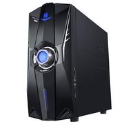 海尔 轰天雷X8-NX5A台式主机(I5-6400 DDR4 8G 1TB GT720 2G独显 PCI COM口 键鼠 Win10)游戏主机