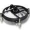 大镰刀  S950M  铜芯下压式CPU散热器31mm高度 支持115X平台 ITX 散热器产品图片1
