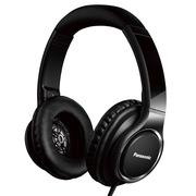 松下 RP-HD5GK-K 高音频耳机 40毫米驱动单元 音质清晰