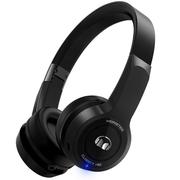 魔声 Clarity Wireless 灵晰 无线蓝牙耳机 头戴式音乐耳机 触控按键 手机耳机 黑色
