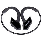 现代 HY-117 黑色 运动蓝牙耳机/蓝牙4.1/立体声音乐播放/支持一拖二双待机/电量显示/超长待机