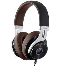 漫步者 W855BT 立体声头戴式蓝牙耳机 爵士黑产品图片主图