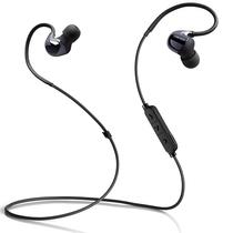 漫步者 W295BT 特舒适立体声运动蓝牙耳机 钛黑色产品图片主图