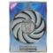 大镰刀 12cm风扇(12cm温柔台风/冷排风扇/标准4PIN PWM/GT1850)产品图片4