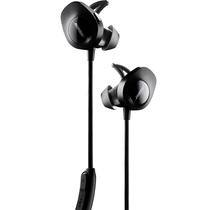 BOSE SoundSport 无线耳机-黑色 耳塞式蓝牙耳麦 运动耳机 智能耳机产品图片主图