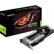 技嘉  GTX1070 Founders Edition 1506-1683MHz/8008MHz 8G/256bit GDDR5显卡