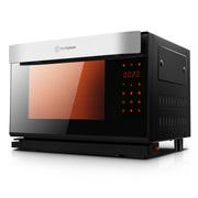 西屋电气 电烤箱蒸汽烤箱家用多功能28升/L 蒸烤两用上下独立控温智能触控 WTO-PC2801