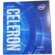 英特尔 赛扬双核 G3900 1151接口 盒装CPU处理器