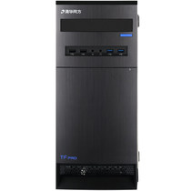 清华同方 精锐X200-BI03台式主机(G3900 4G DDR4 500G   集成显卡 前置4*USB WIN10)产品图片主图
