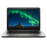 惠普 14-aq001TU 14英寸笔记本电脑(赛扬N3060 4G 500G HD屏 Win10)银色