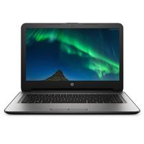 惠普 14-aq001TU 14英寸笔记本电脑(赛扬N3060 4G 500G HD屏 Win10)银色产品图片主图