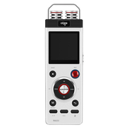 爱国者 R6633录音笔专业 高清远距降噪 学习会议型 8G 银色