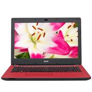 宏碁 ES1-431 14英寸笔记本电脑(四核N3160 4G 500G 核芯显卡 蓝牙 Win10)红色