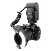 美科 MK-14EXT-N 环形闪光灯 适配尼康单反相机