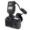 美科 MK-14EXT-C 环形闪光灯 适配佳能单反相机产品图片2