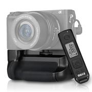 美科 MK-A6300 Pro 微单相机遥控手柄兼电池盒 适用于索尼A6300相机