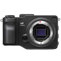 SIGMA sd Quattro 无反相机产品图片主图