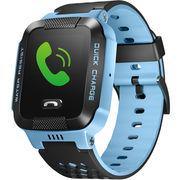 小天才 电话手表Y03 快充版 星际黑 儿童智能手表360度安全防护防水 学生定位通话手机 礼物礼品