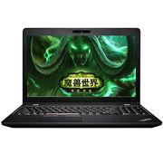 ThinkPad 黑将 S5(00TCD)游戏笔记本(i7-6700HQ 4G 128GSSD+1T FHD GTX960M 2G独显 3D摄像头 Win10)黑色