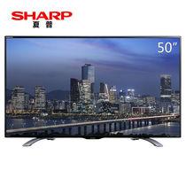夏普 LCD-50DS6000A 50英寸 4K智能液晶电视(黑色)产品图片主图
